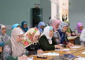 Нижнекамцы написали диктант из 213 слов на татарском языке