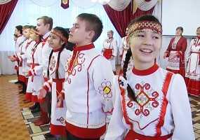 Чувашская гимназия в Нижнекамске отметила 20-летие