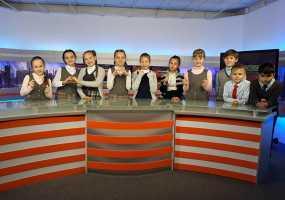 Нижнекамские школьники познакомились с «кухней» медиахолдинга НТР