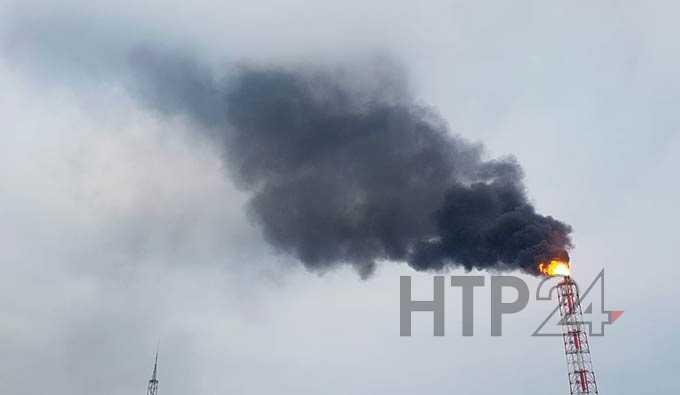 Чем дышат жители Нижнекамска: Росгидромет рассказал об уровне загрязненности воздуха
