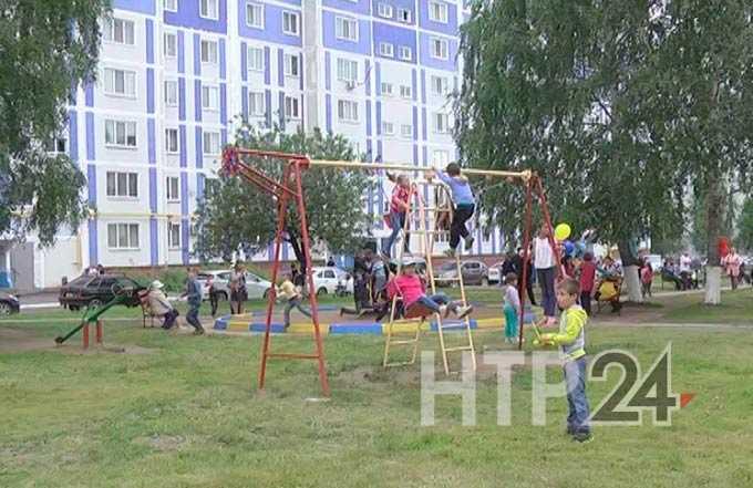 Нижнекамск опередил Казань по доступности инфраструктуры для детей
