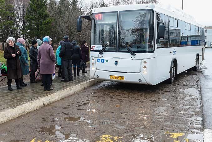 В «Яндекс.Транспорт» нижнекамцы могут отследить новый автобусный маршрут