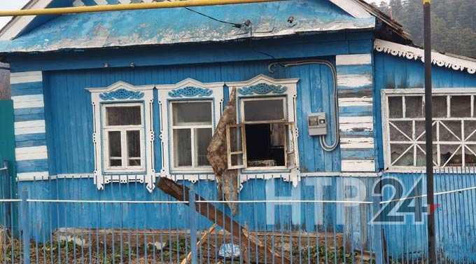 В Нижнекамском районе на пепелище жилого дома обнаружено тело хозяина