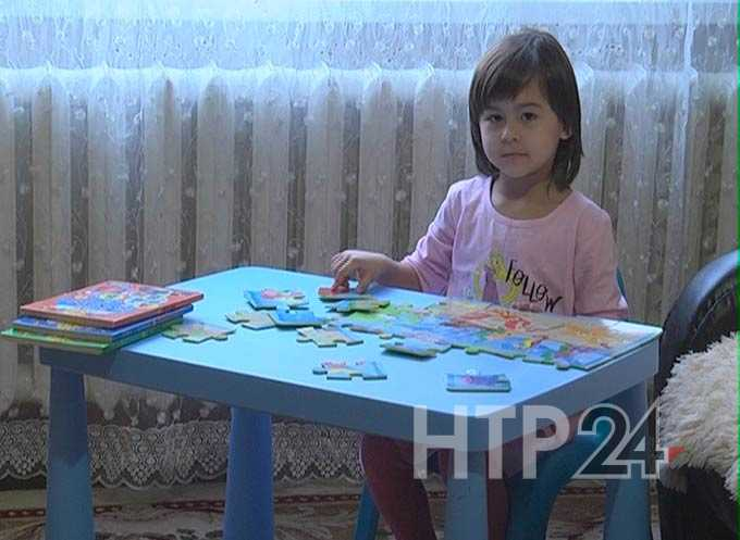 Нижнекамской девочке требуется слуховой аппарат по цене машины
