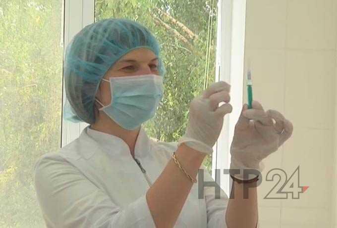 В Нижнекамске десант мобильных медбригад вновь отправляется в торговые центры на вакцинацию