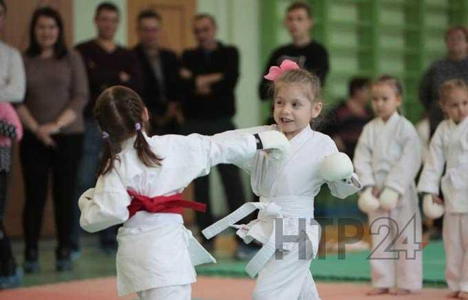 В Нижнекамске состоялся первый турнир по карате ВКЦ, посвященный памяти погибшего спортсмена