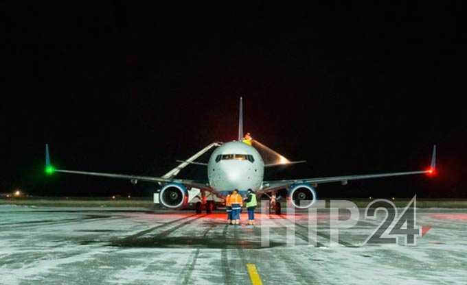 Воздушная гавань Нижнекамска объявила о запуске нового рейса в Сибирь