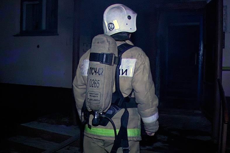 В одной из квартир в Нижнекамске обнаружено обгоревшее тело женщины