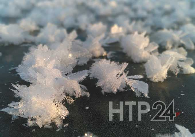В Татарстане ожидается переменная облачность и до -17 градусов