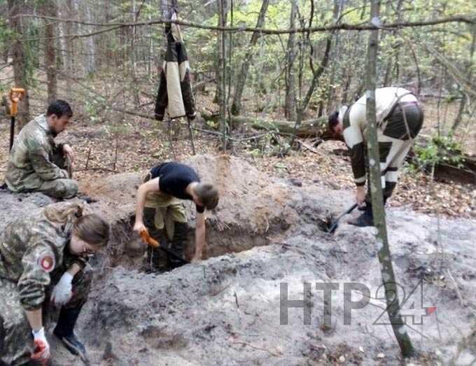 В Нижнекамске ведут поиски дочери летчика-фронтовика, героически погибшего под Тулой