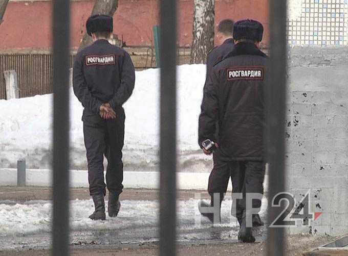 Росгвардейцы задержали в Нижнекамске уличного грабителя