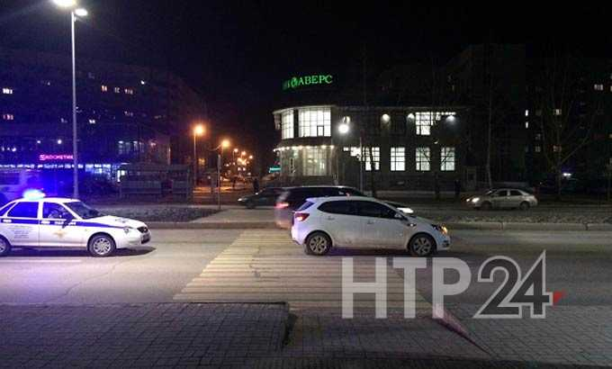 В Нижнекамске 9-летнего ребенка сбили на пешеходном переходе
