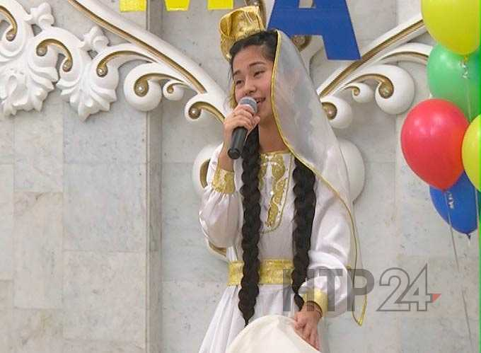 В Нижнекамске прошел городской фестиваль колыбельных песен