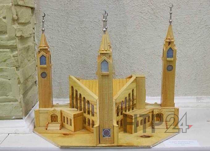В Нижнекамске в городском музее открылась уникальная ремесленная выставка