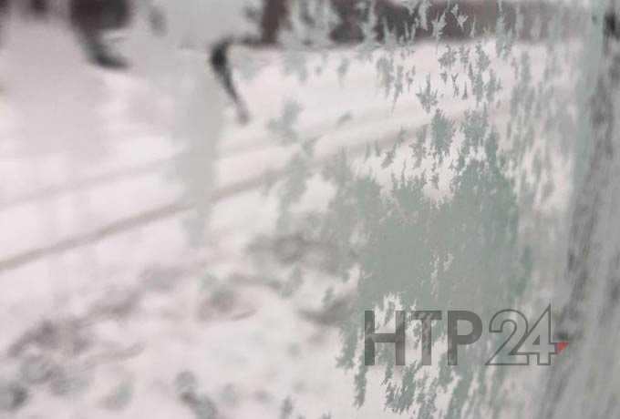 В первый день зимы в РТ ожидается метель и гололедица на дорогах