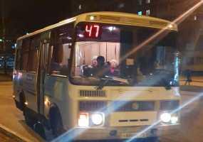 В Нижнекамске транспортники ушли в минус после запуска нового автобусного маршрута