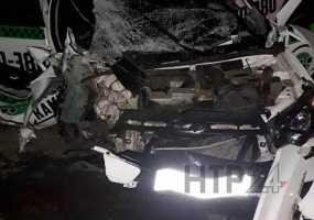 Таксист, по вине которого в Нижнекамске произошло смертельное ДТП, заключен под стражу