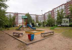 Дворы для 200 тыс. жителей многоквартирных домов благоустроили в РТ с начала года