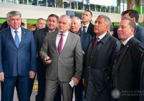 Минниханов предложил сделать реконструкцию «Бегишево» народным проектом