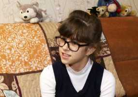 Перелом за переломом: «хрустальной» девочке из Татарстана нужна помощь
