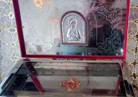 Православные жители Нижнекамска могут приложиться к мощам святой Матроны Московской
