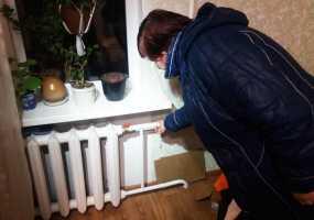 Отопление играет в прятки с жильцами одного из домов в Нижнекамске