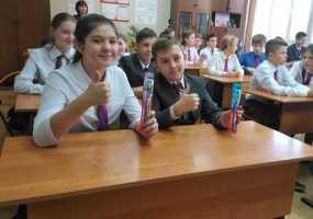 В Нижнекамске школьникам рассказали о том, как не остаться без зубов раньше времени
