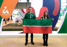 Студенты из Нижнекамска покорили жюри национального конкурса «Абилимпикс»