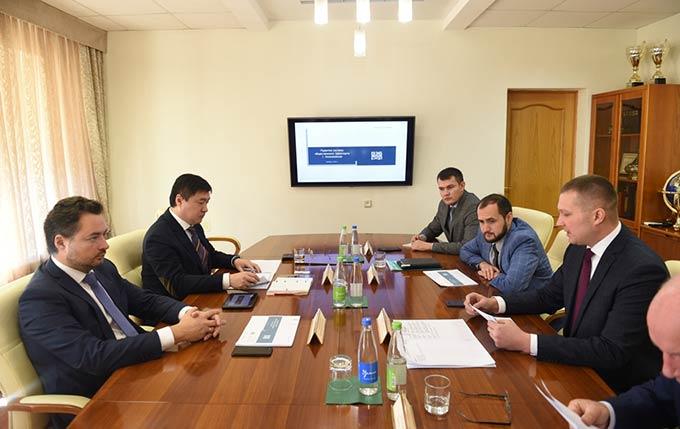 Нижнекамск презентовал проект развития городского общественного транспорта представителям корпорации «ВЭБ.РФ»