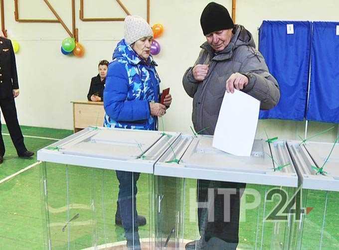 В референдуме по самообложению в поселке Красный Ключ приняли участие 64 процента жителей