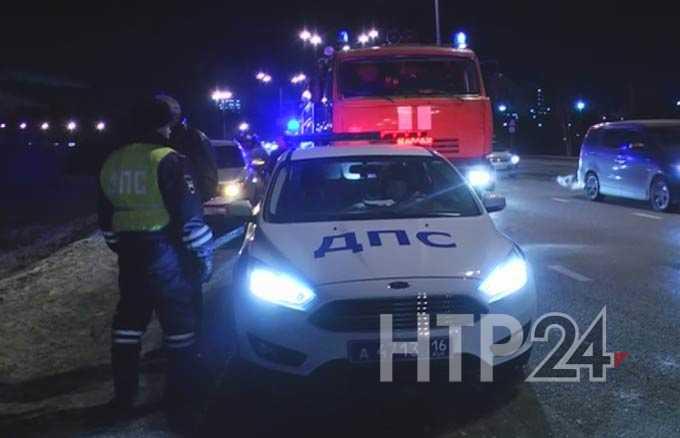 Серьезно пострадавшие в ДТП на Соболековской трассе в Нижнекамске остаются в больнице