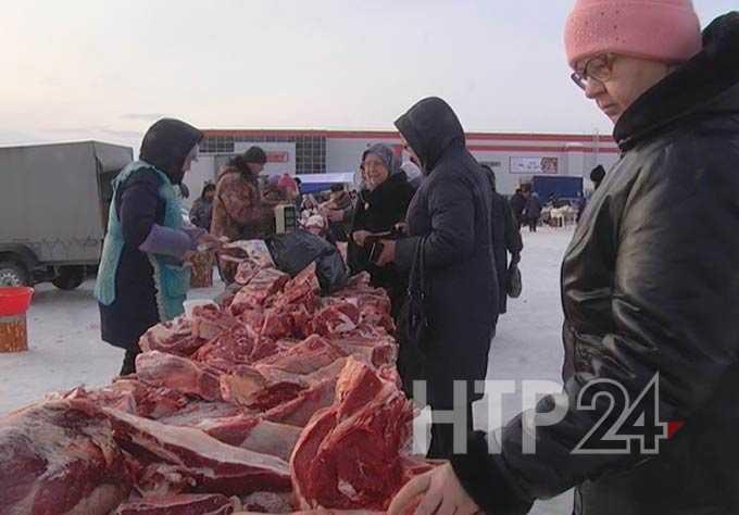 В Нижнекамске вновь заработала ярмарочная площадь на улице Южной