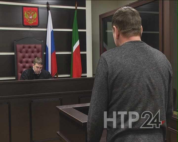 В Нижнекамске вынесли приговор водителю, размахивающему боевым пистолетом