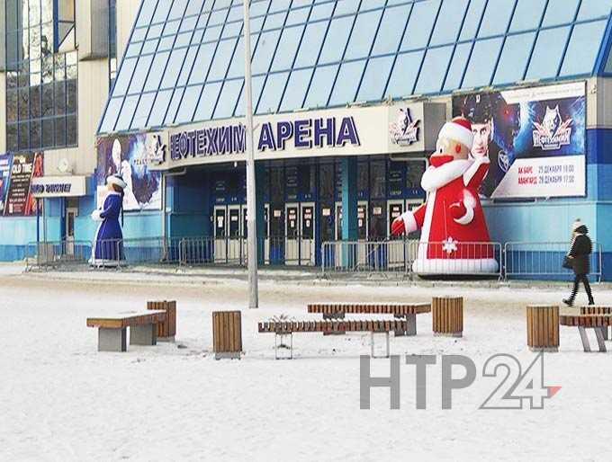 В Нижнекамске собирают подарки на матч с участием особенных детей