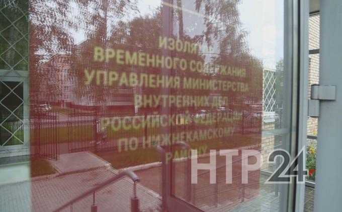 Источник: в Нижнекамске задержанный за преступление совершил самоубийство