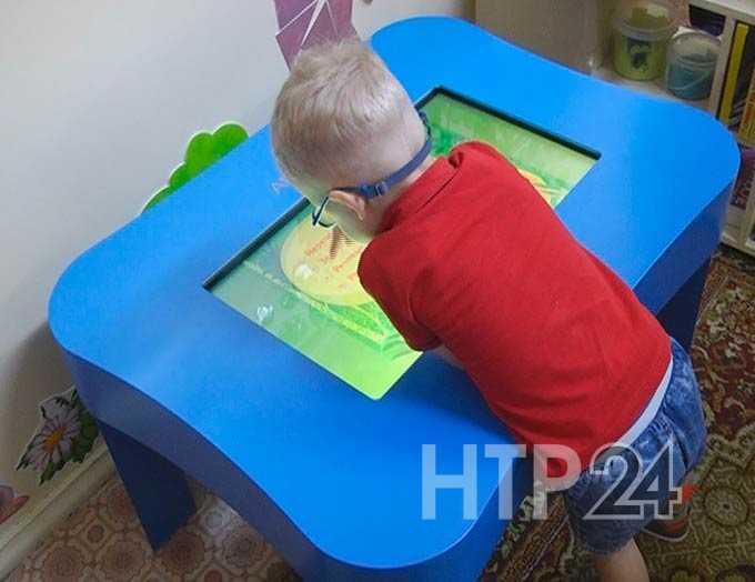 Нижнекамск получил уникальное оборудование для детей с патологиями