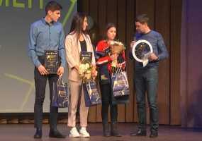В Нижнекамске лучшим студентам вручили именные стипендии мэра города