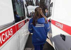 В Нижнекамске врачи скорой помощи спасли подавившегося пищей человека