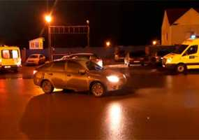 В Нижнекамске за сутки под колеса автомобилей попали два человека