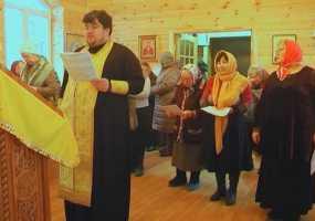 Мощи святых Луки Крымского и Матроны принесены в Нижнекамск