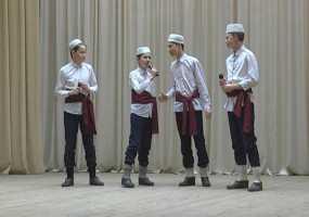 В Нижнекамске прошел конкурс национальностей «Без берге»