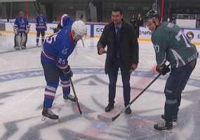 В Нижнекамске стартовал очередной сезон любительской хоккейной лиги
