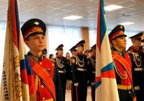 Кадетский корпус Нижнекамска отметил 15-летний юбилей