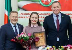Нижнекамские телевизионщики отмечены Госалкогольинспекцией Татарстана