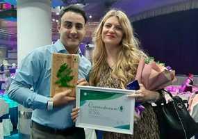 Журналисты телеканала НТР 24 стали победителями конкурсов «Эколидер» и «Народное признание»