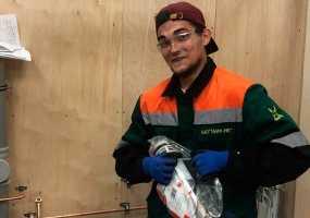 Студент из Нижнекамска в числе лучших на узбекском чемпионате рабочих профессий