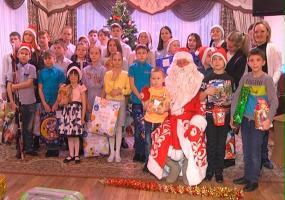 В Нижнекамске подвели итоги благотворительной акции «Стань Дедом Морозом!»