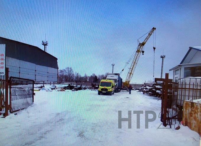 Рабочий погиб на одном из предприятий в Нижнекамске