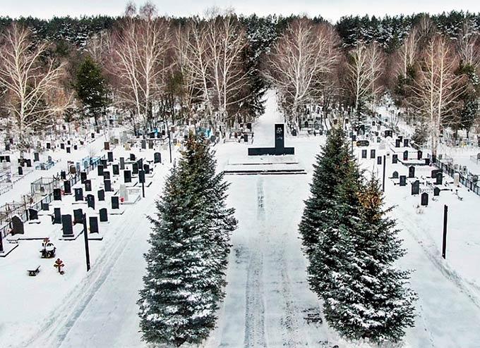 В Нижнекамске появится братское захоронение бойцов лыжного батальона