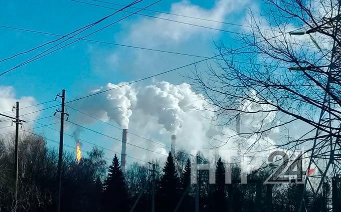В Нижнекамске возьмут под жесткий контроль выбросы нефтехимических предприятий